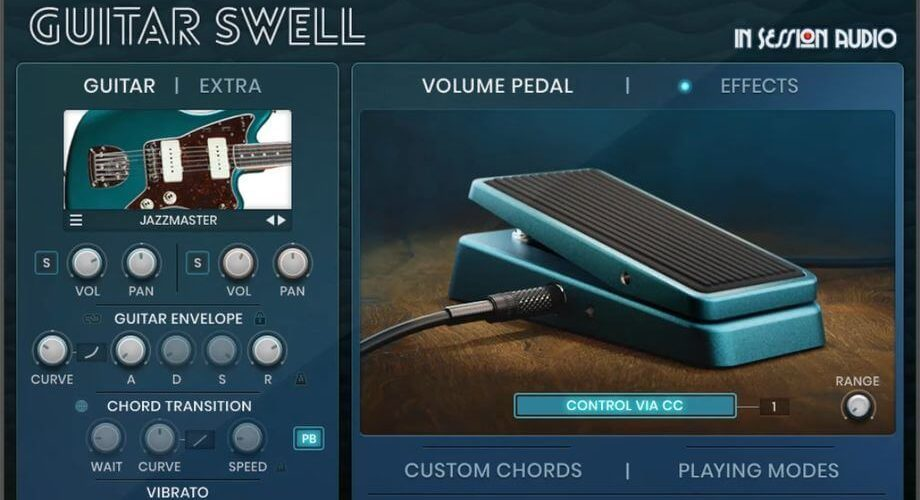 In Session Audio Swell Guitar