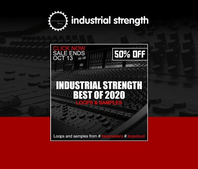 Industrial Strength 50 OFF 2020 sale
