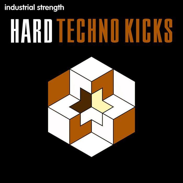 Industrial Strength Hard Techno Kicks