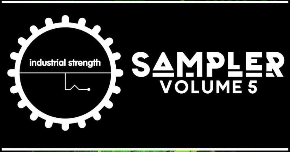 Industrial Strength Label Sampler 5