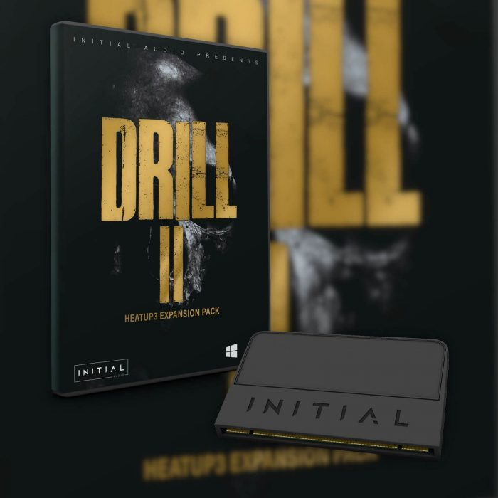 Initial Audio Drill 2 Expansion Pack