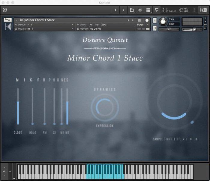 Kaizen Audio Distance Quintet