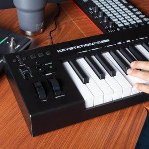 M Audio Keystation 88 Mk3 feat