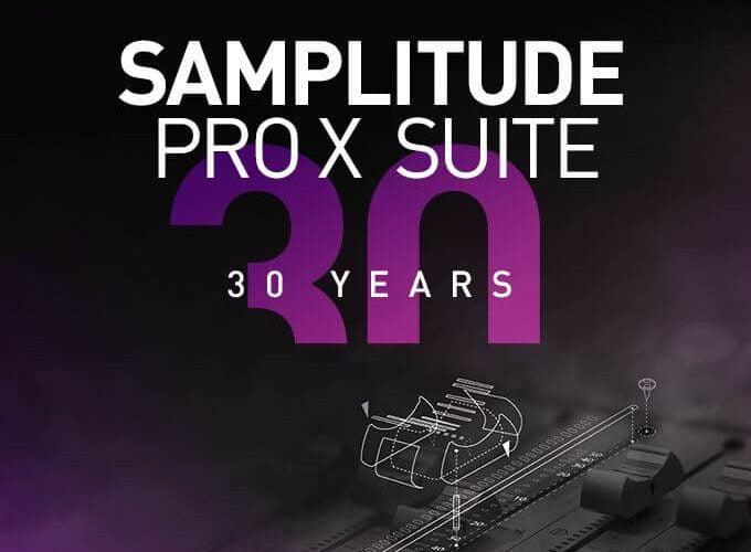 Magix Samplitude Pro X Suite Sale