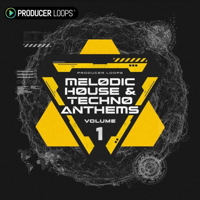 Melodic House And Techno Anthems Vol 01