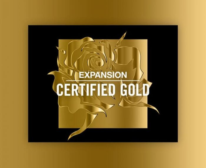 NI Certified Gold