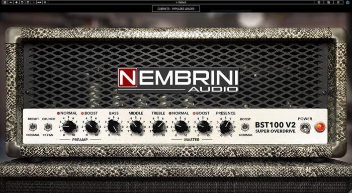 Nembrini Audio BST100 V2