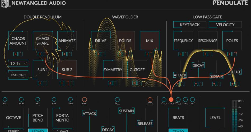 Newfangled Audio Pendulate