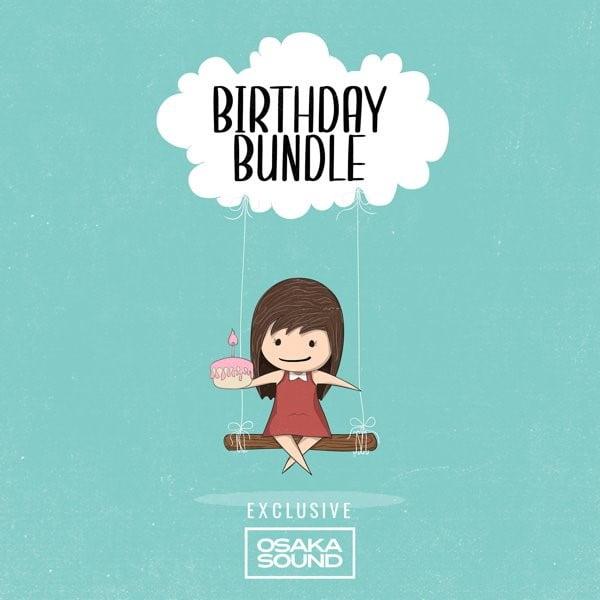 Osaka Sound Birthday Bundle