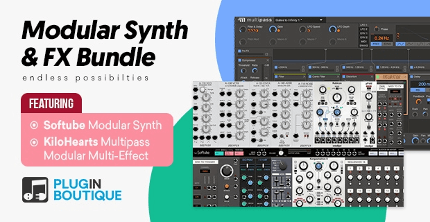 PIB Modular Synth & FX Bundle