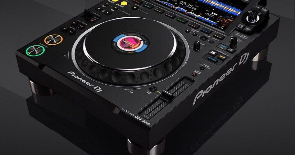 Pioneer CDJ 3000 feat