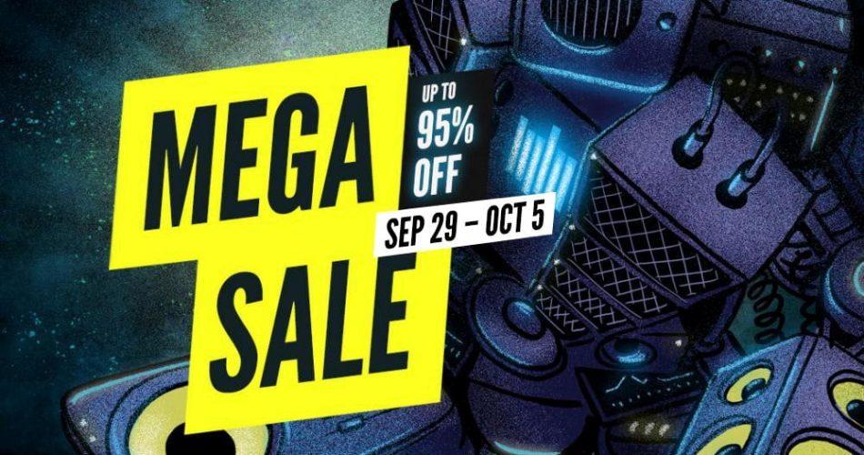 Plugin Alliance Mega Sale