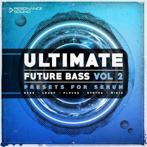 RS Ulitimate Future Bass Serum Vol 2