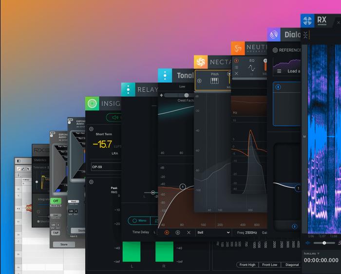RX Post Production Suite 5