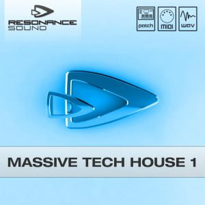 Resonance Sound Tech House Massive Presets