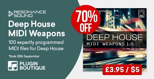 ResonanceSound Deephouse MIDI