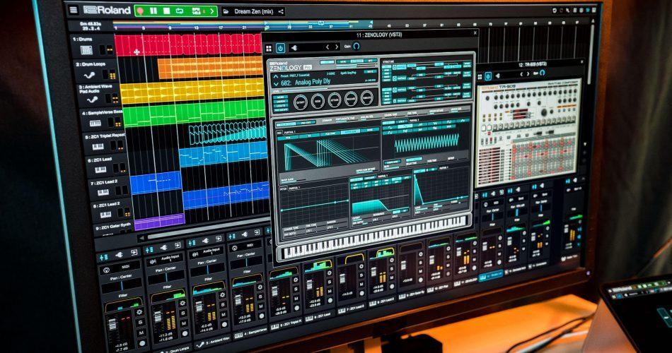 Roland Cloud Zenbeats ZenPro