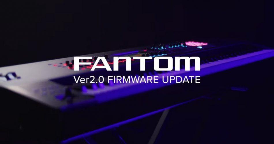 Roland Fantom 2