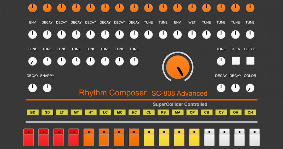 SC 808 Advanced