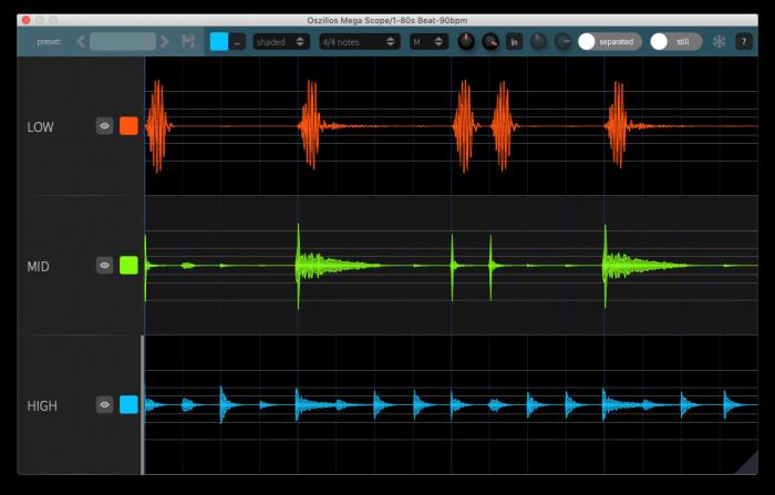 Schulz Audio Oszillos Mega Scope 1.13