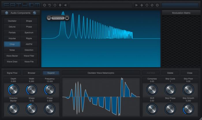 Seaweed Audio Fathom Vector