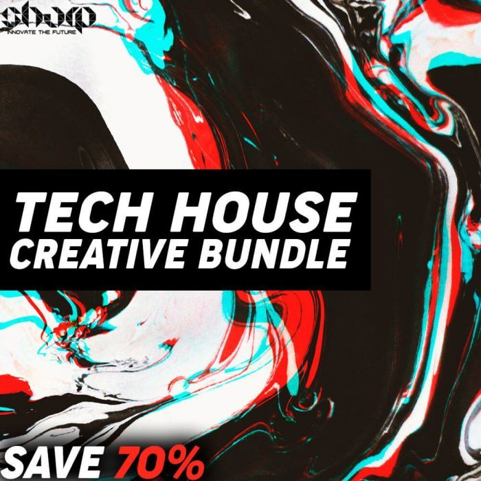 Sharp Tech House Creative Bundle