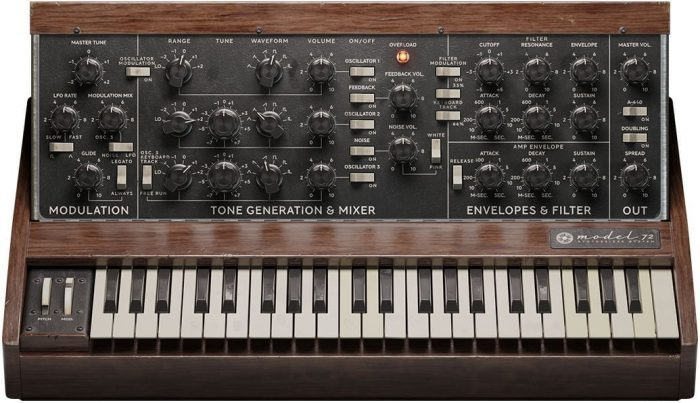 Softube Model 72 Synthesizer System
