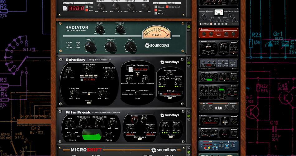 Soundtoys Effect Rack Sale