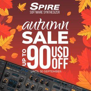 Spire 90 OFF Autumn