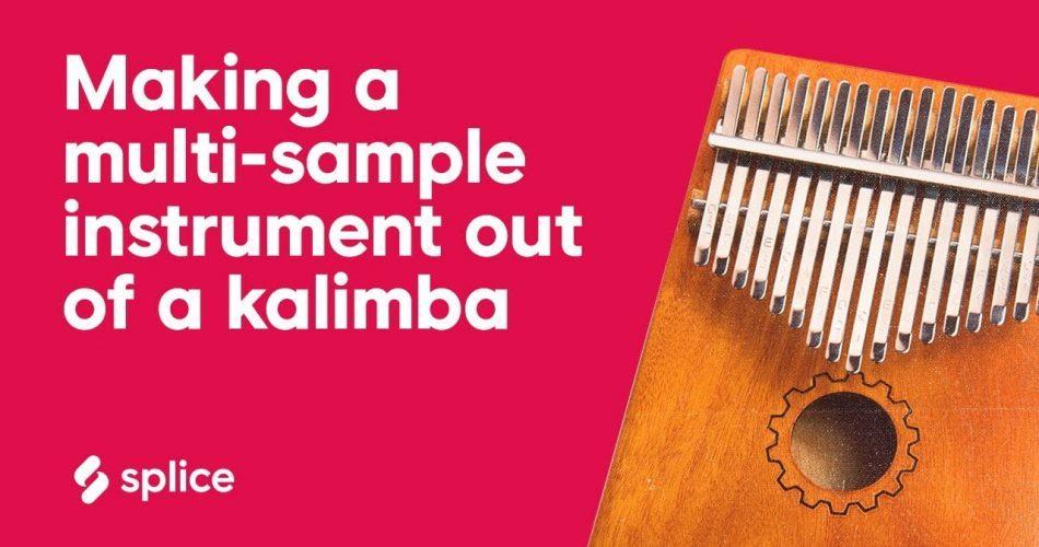 Splice Making Multi Sample Instrument
