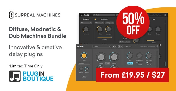 Surreal Machines Sale 50 OFF