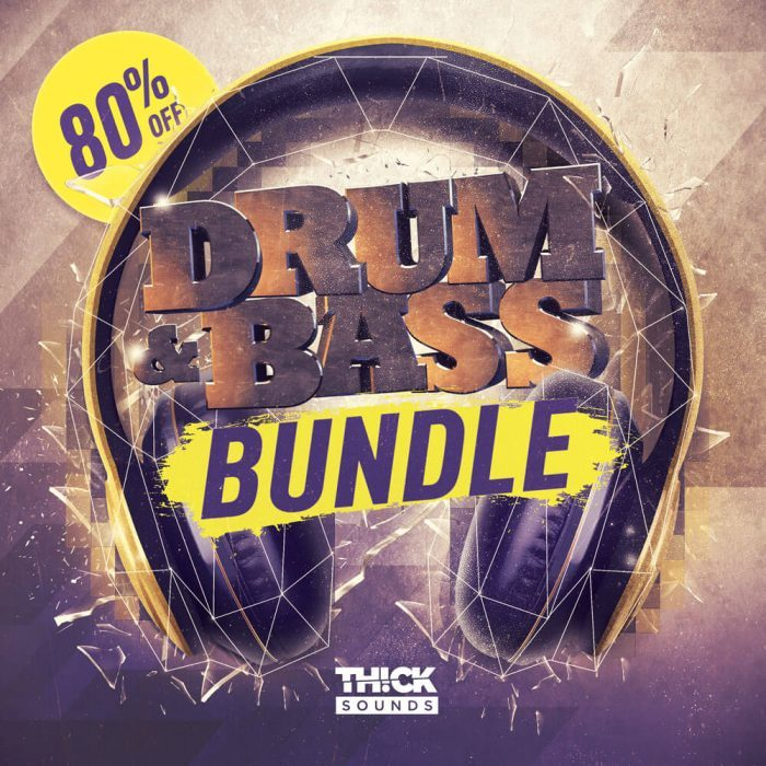 Thick Sounds Drum and Bass Bundle