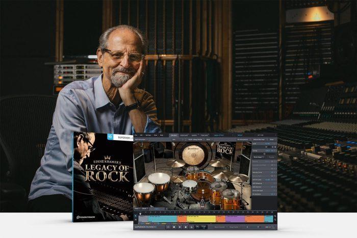 Toontrack Legacy of Rock SDX