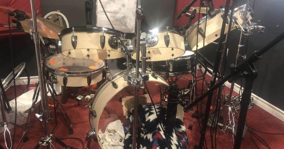 Ugritone KVLT Drums II Old School Death Metal Expansion drum kit