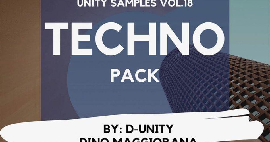 Unity Samples Vol 18 Techno Pack by D Unity Dino Maggiorana