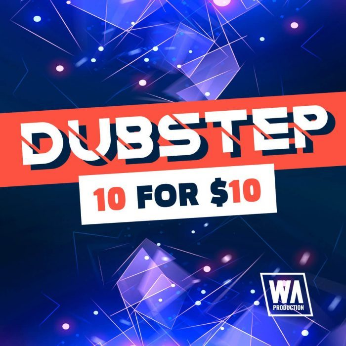 WA Dubstep 10 for 10 USD