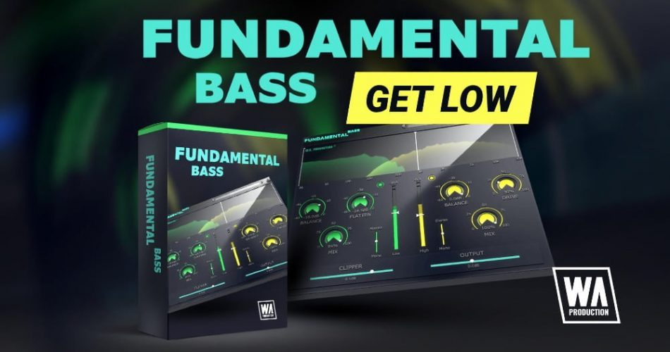 WA Production Fundamental Bass