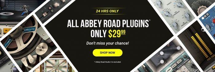 Waves Audio Abbey Road Sale