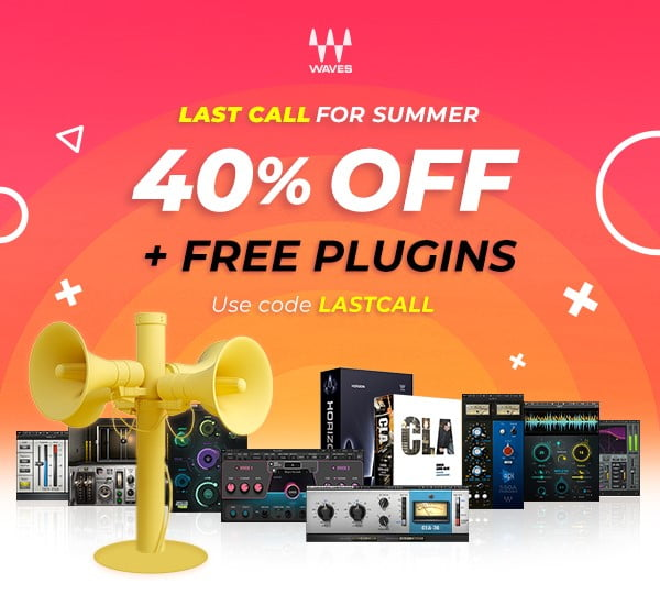 Waves Last Call for Summer Sale