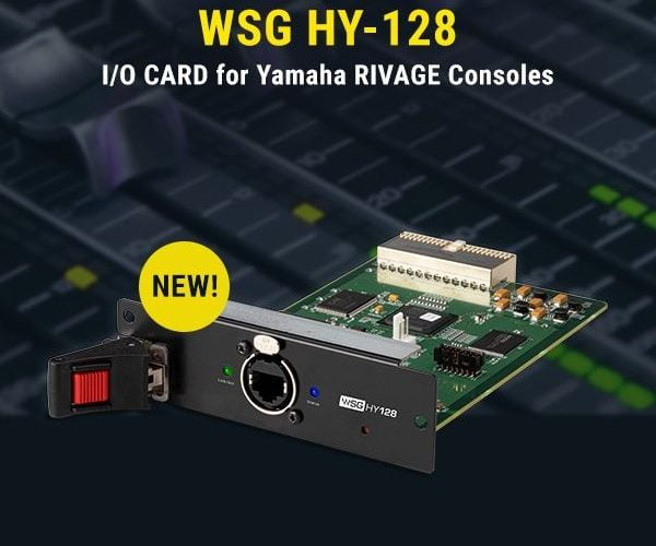Waves WSG HY 128 feat