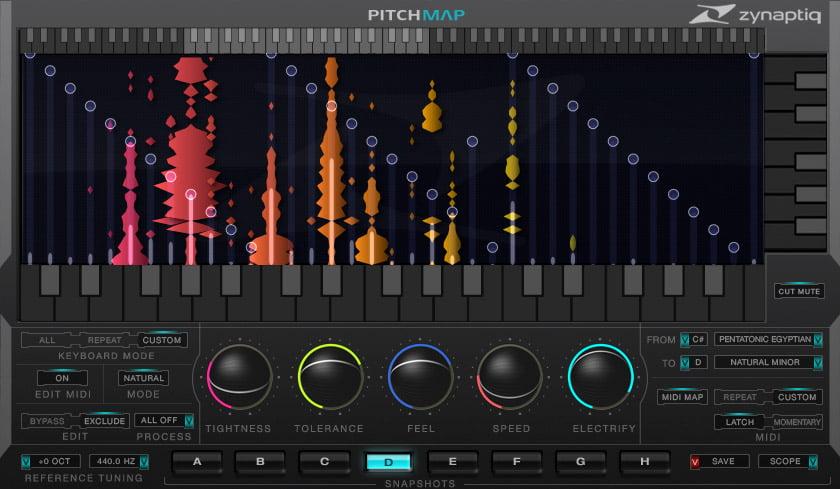 zynaptiq pitchmap
