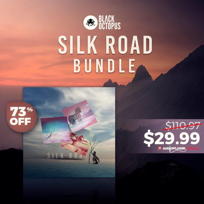 APD Black Octopus Sound Silk Road Bundle