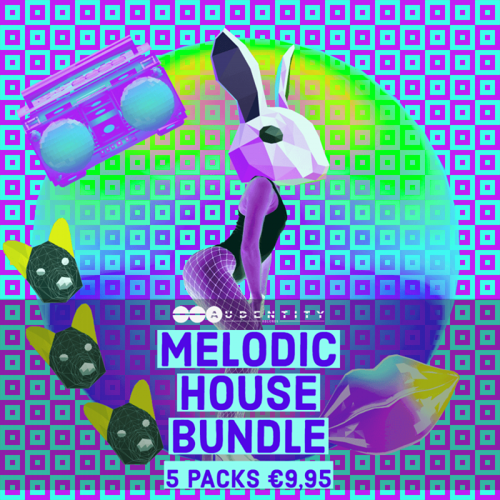 Audentity Records Melodic House Bundle