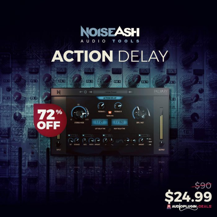 Audio Plugin Deals NoiseAsh Action Delay