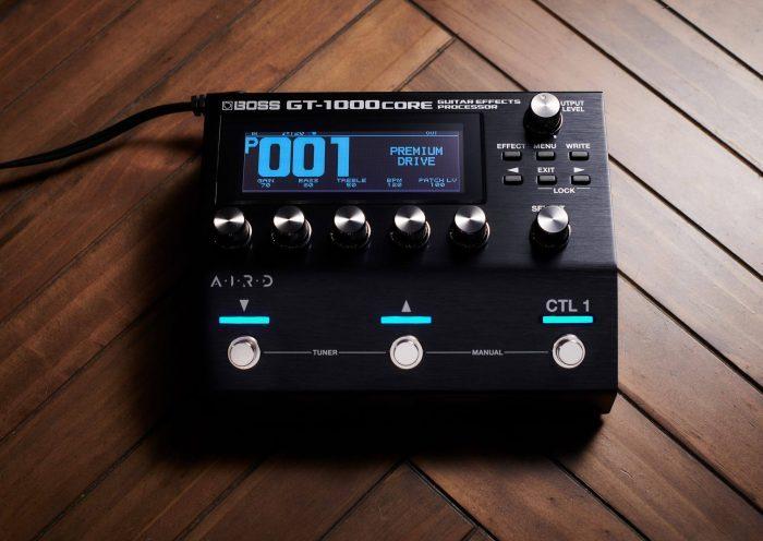 BOSS GT 1000CORE