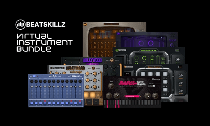 Beatskillz Virtual Instrument Bundle Deal