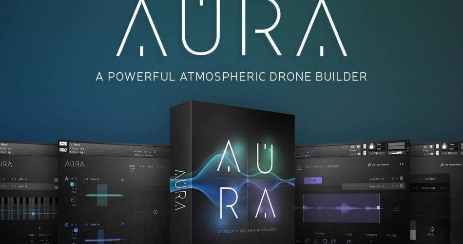 Big Fish Audio Aura Atmospheric Drone Builder