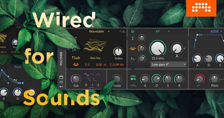 Bitwig Studio 3.3 Wired for Sounds