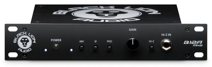 Black Lion Audio B12A MKIII