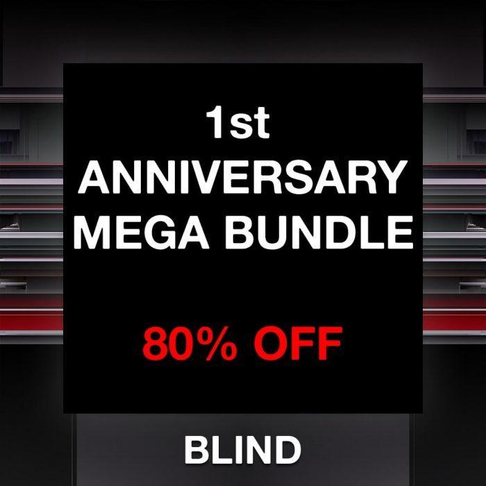 Blind Audio 1st Anniversary Mega Bundle